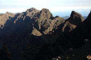 Piton des Neiges :: les Salazes ridge