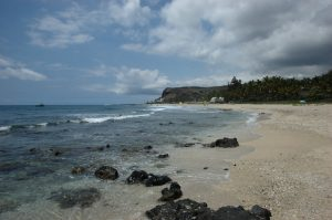 Boucan Carnot :: the beach itself