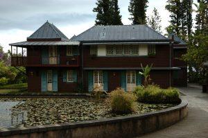 les Colimaçons :: the botanic garden site :: the residence