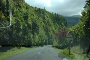 """slideshow image Sud Sauvage :: Rempart du Tremblet :: from now the road """"deformed"""""""