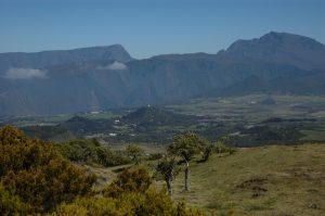 le Volcan :: above Plaine des Cafres :: Bourg Murat, Grand Bassin, le Dimitile ridge and above le Grand Bénare, Piton des Neiges