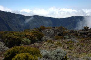 slideshow image le Volcan :: the view towards Fond and Rempart de la Rivière d'Est