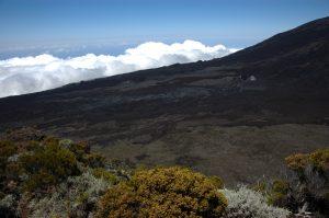 le Volcan :: Piton de Partage :: fresh eruption sites