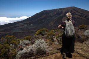 le Volcan :: Piton de Partage :: looking in the face of Mordor