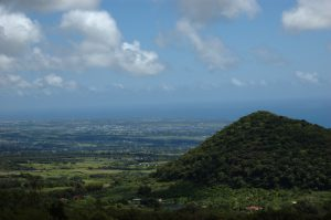 East Coast :: by St. Anne :: Diana Dea :: the view north :: St. Benoît, Piton Armand