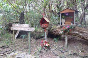 "Cirque de Mafate :: Sentier Scout :: an ""oratory"" by Plateau Sahala"
