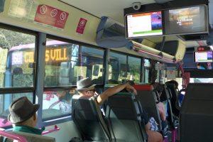 Cirque de Cilaos :: in the bus down from Cilaos to St. Leu
