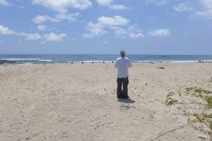 Boucan Carnot :: well, a beach