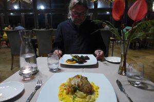 East Coast :: St. Anne :: Diana Dea :: the fine dinner...
