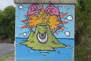 East Coast :: St. Rose :: a graffiti